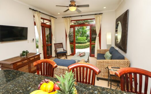 La Paloma Blanca G1 Private Garden View Steal in Jaco Beach