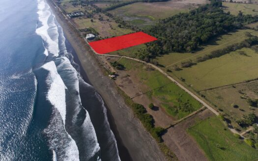 11 acre oceanfront development property in Hermosa