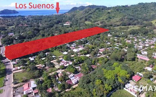 12.5 Acre Herradura Development Land Near Los Suenos