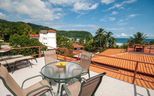 Bahia Azul 6C Beachfront Rooftop Terrace Condo    Perfect Ocean View